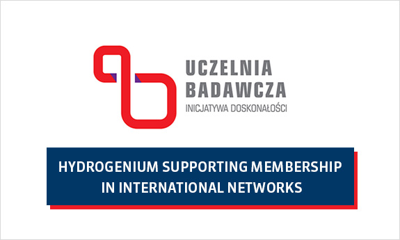 Nabór wniosków w programie HYDROGENIUM SUPPORTING MEMBERSHIP IN INTERNATIONAL NETWORKS