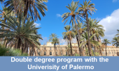 Double degree program with the University of Palermo