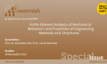 Professor Arkadiusz Żak from the Faculty of Electrical and Control Engineering is the editor of the special issue of Materials magazine
