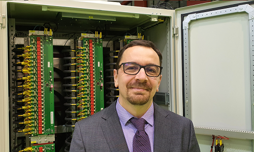 Scientific advancement of Ph.D. Eng. Robert Małkowski from the Faculty of Electrical and Control Engineering