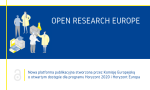 Ruszyła platforma Open Research Europe