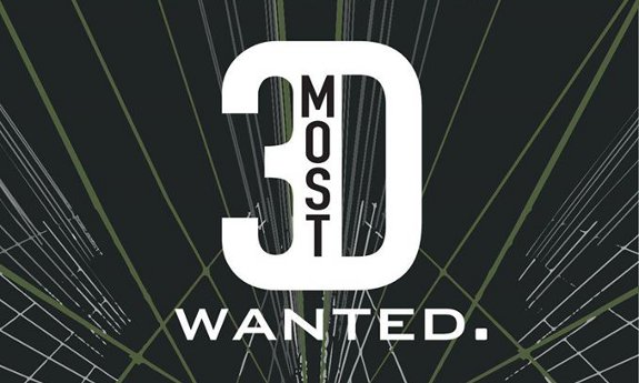 Most 3D Wanted!