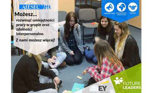 AIESEC - FUTURE LEADERS