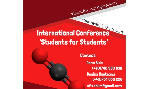 "International Conference ""Students for Students"" Invitation"