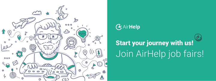 Join AirHelp Career Fairs and get a job in one day!