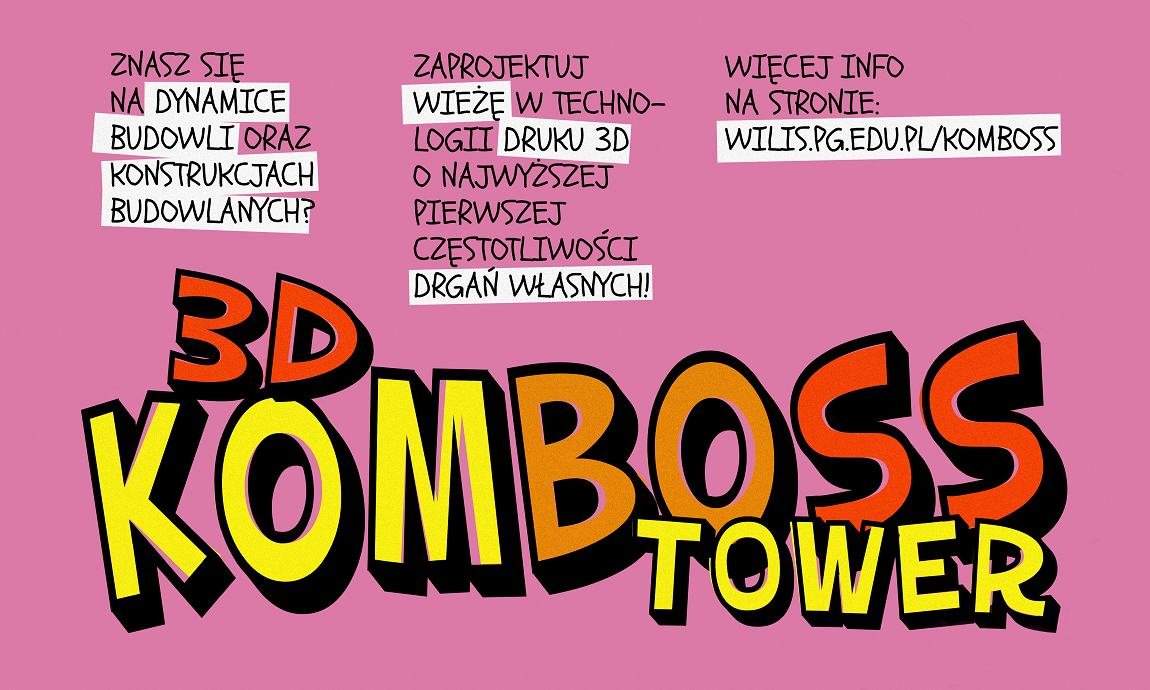 3D KOMBOSS TOWER