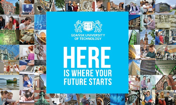Study in English at Gdańsk University of Technology!