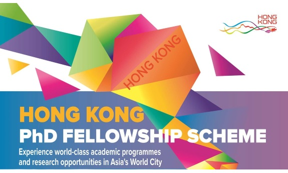 Hong Kong PhD Fellowship Scheme 2018/19