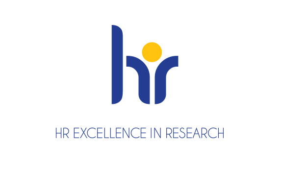 Europejskie logo HR Excellence in Research dla PG
