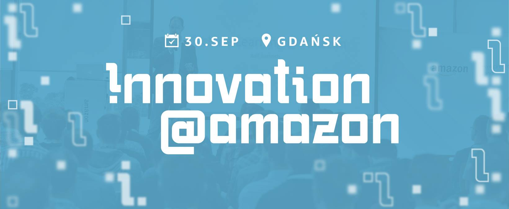 Innovation @Amazon 30.09.2017 r.