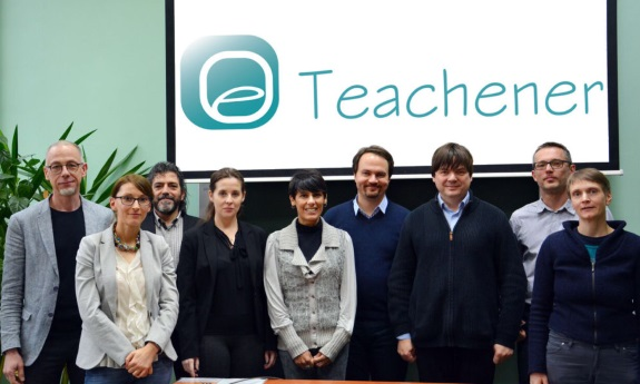 The GUT Faculty of Electrical and Control Engineering Takes Part in TEACHENER