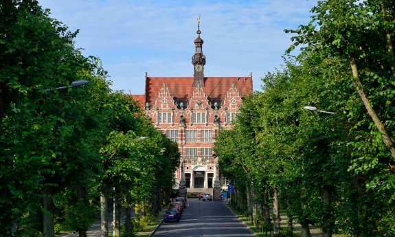 Gdańsk University of Technology among the Ten Most Beautiful Universities in Europe