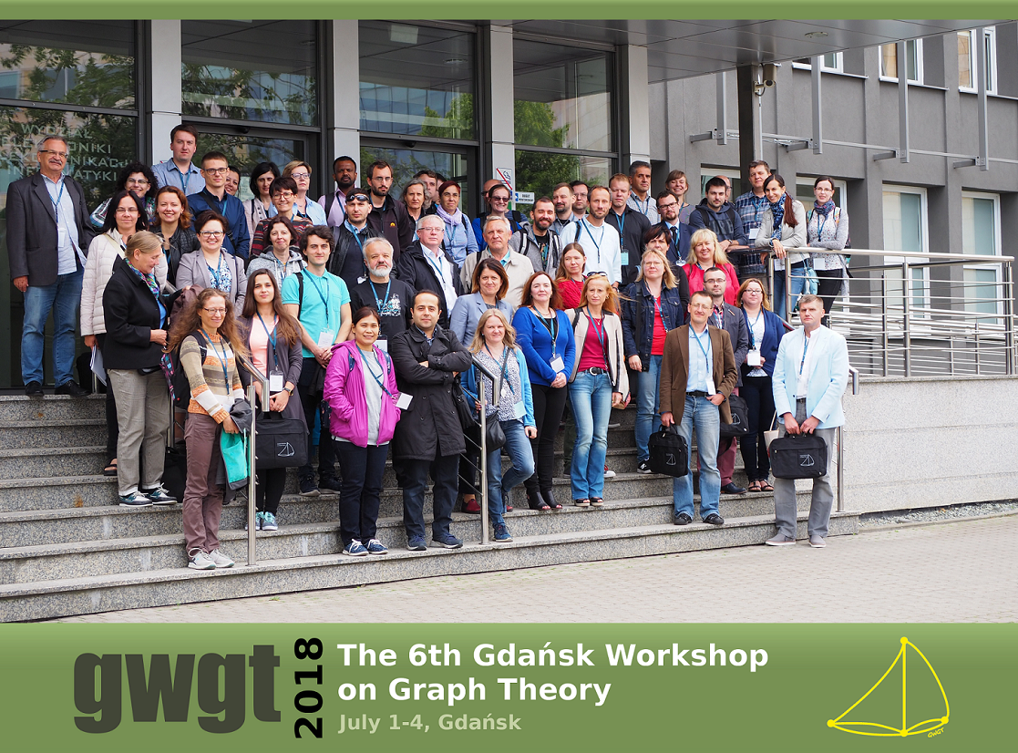 The 6th Gdańsk Workshop on Graph Theory