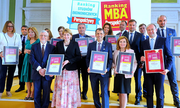 MBA Program at Gdańsk University of Technology among the Top 10 Best Programs in the Country