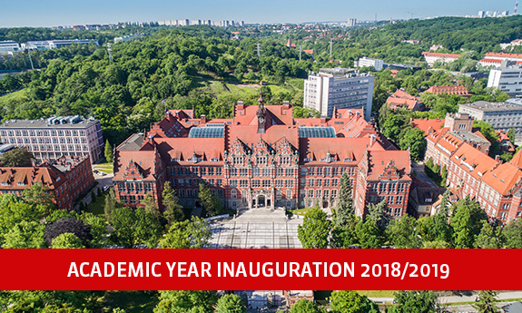 Inauguration of the Academic Year 2018/2019 with a Lecture by Prof. Jerzy Buzek