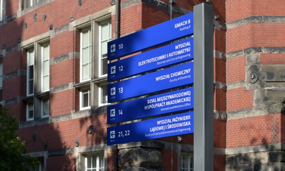 Maps and Signposts Will Help Us Move Around the GUT Campus