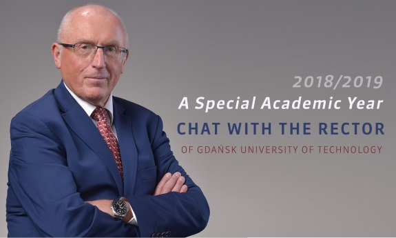 The Academic Year 2018/2019 Will Be a Time of Changes. Let's Chat about Them with the Rector Online