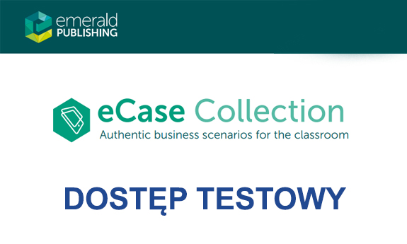 Dostęp testowy do eCase Collection