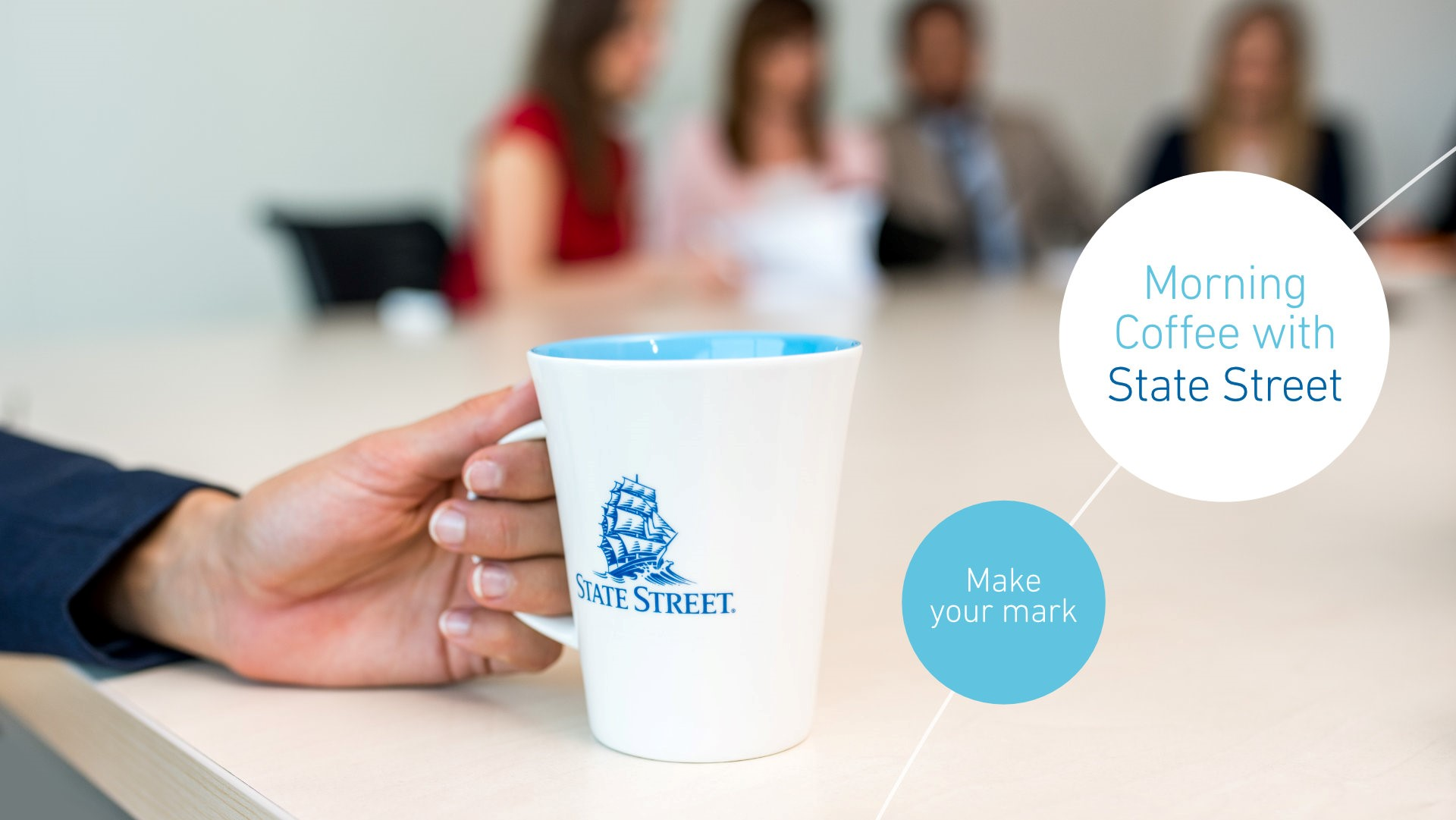 Winter Coffee with State Street Team is back!