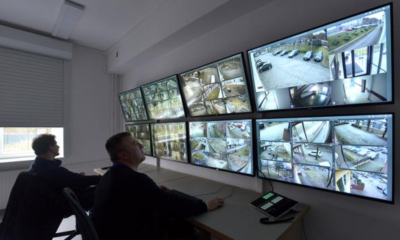 Advanced Video Surveillance System on the GUT Dormitory Areas