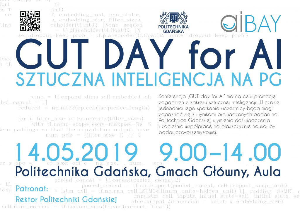 Konferencja GUT Day for AI