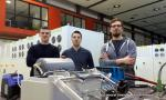 Innovative cooling system of battery banks for electric vehicles tested in the LINTE^2 Laboratory