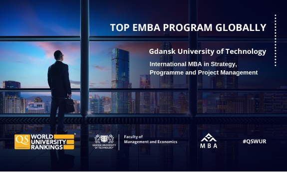 GUT MBA in QS Global Executive MBA Rankings 2019
