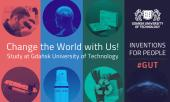 Change the World with Us! Study at Gdańsk University of Technology