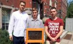 GUT Students Developed an Innovative Beehive Monitoring System