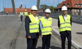 Gdańsk University of Technology Oversees the Construction of Key City Overpasses