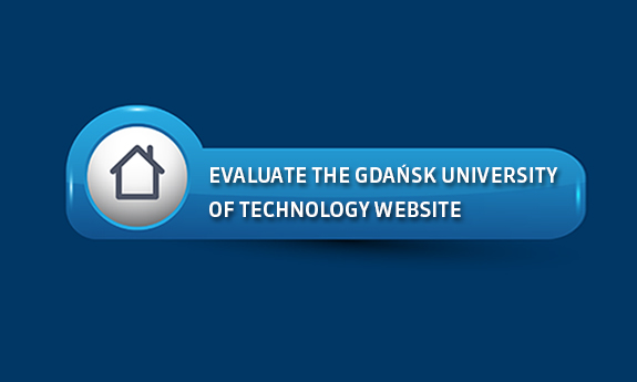 Evaluate the Gdańsk University of Technology Website