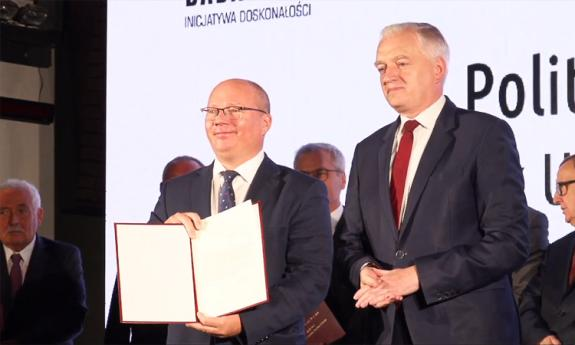 Gdańsk University of Technology becomes a research university. It ranks second among the 10 best academic centers in Poland