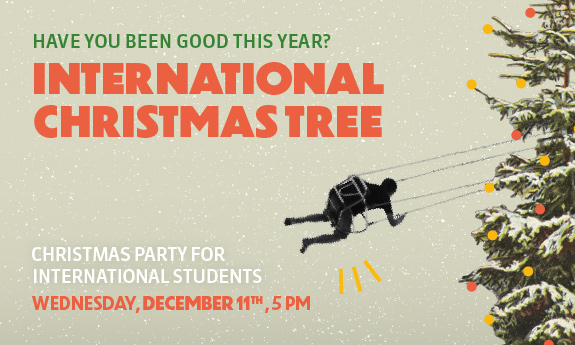 International Christmas Tree (Wednesday, December 11th)