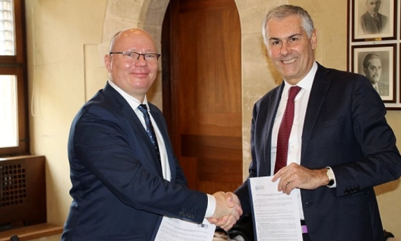 Double Degree agreement between Gdańsk University of Technology and The University of Palermo